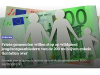 Friese gemeenten stop wildgroei jeugdzorg